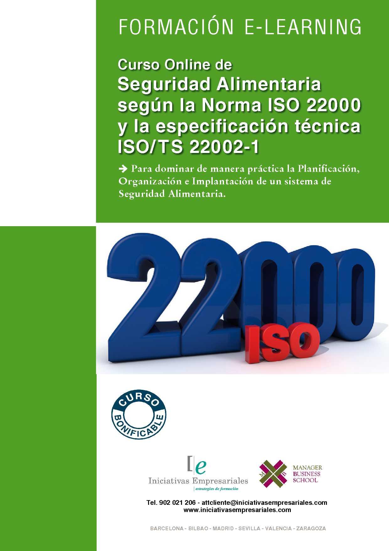 iso ts 22002-4 espaol pdf