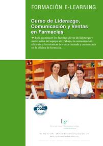 Liderazgo, Comunicaci�n y Ventas en Farmacias